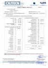 Ανάλυση Ελαιολάδου εσοδείας 2012-2013